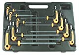 Astro 1023 T-handle Star Wrench Set 9 PC.