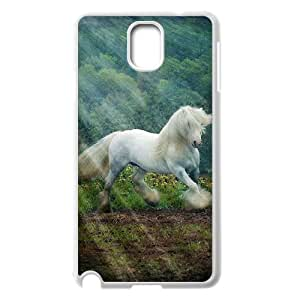 Samsung galaxy note 3 N9000 The Horse Phone Back Case Personalized Art Print Design Hard Shell Protection LK039881
