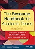img - for The Resource Handbook for Academic Deans book / textbook / text book
