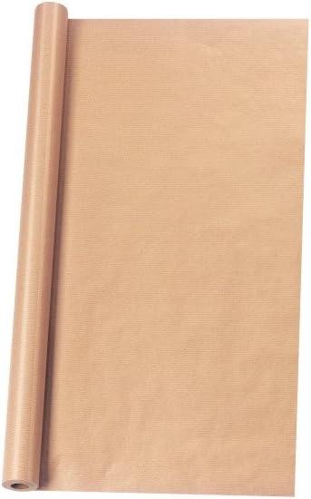 1x10 metri Colore Bruno 60g Clairefontaine 395771C- Carta Kraft
