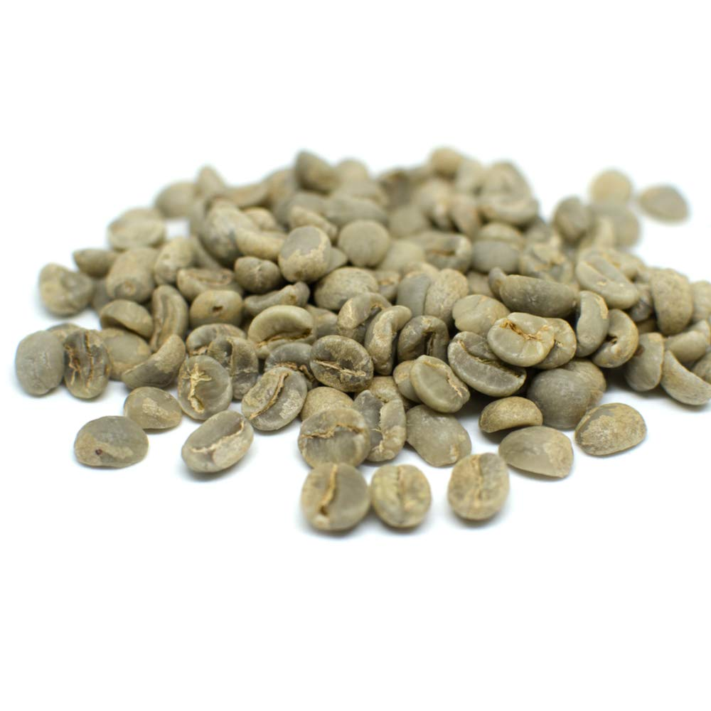 Green Coffee Beans Whole Unroasted, Tanzanian Peaberry, Bulk 10 lbs by CIVILIZED COFFEE
