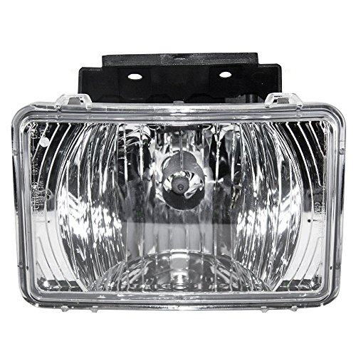 Fog Light Lamp Replacement for Chevrolet GMC Isuzu Pickup Truck 15898306