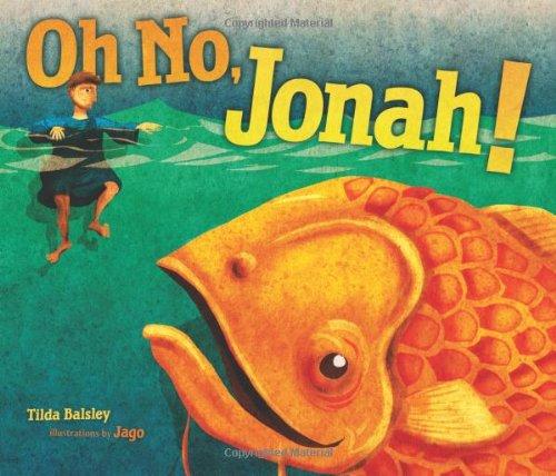 Oh No, Jonah! (Bible) ebook