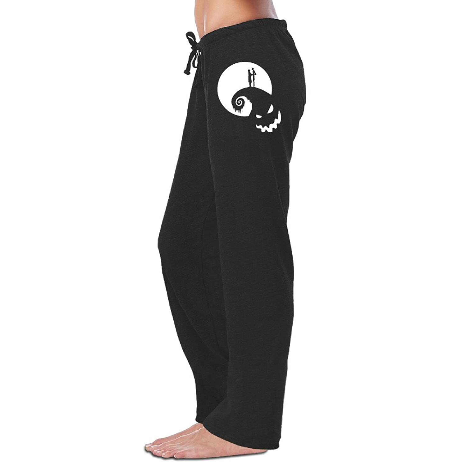NNTBJ Women's The Night Before Christmas Sweatpant Running Pant