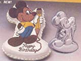 Wilton Cake Pan: Mickey Mouse with Pencil (502-2987, 1983)