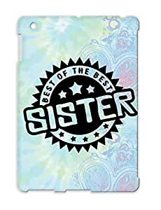 Sister Best Qa1 Black TPU Little Pregnancy Sis Most Beautiful Big Sibling Super Birthday Brother Shock Absorption For Ipad 2 Cover Case