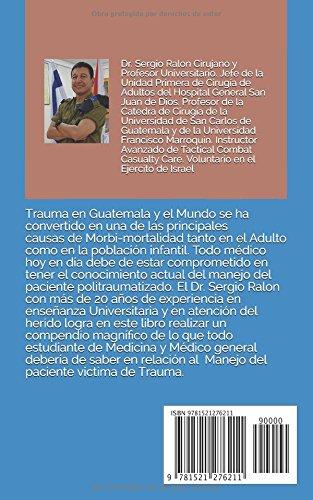 Principios de Trauma (Spanish Edition): Sergio Ralon: 9781521276211: Amazon.com: Books