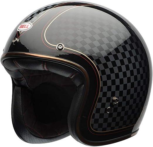 Bell Casco Custom 500Se Rsd Checkit black Taglia M