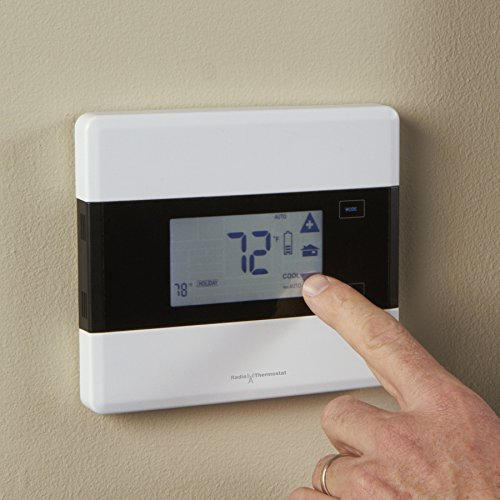 Iris 7-Day Screen Programmable Thermostat Works Iris