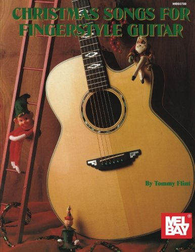 (Mel Bay Christmas Songs for Fingerstyle Guitar)