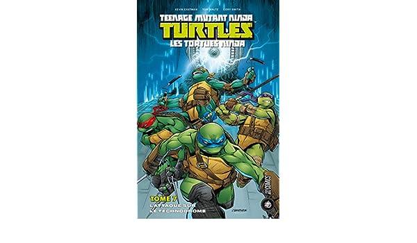 Amazon.com: Attaque sur le Technodrome: Les Tortues Ninja ...