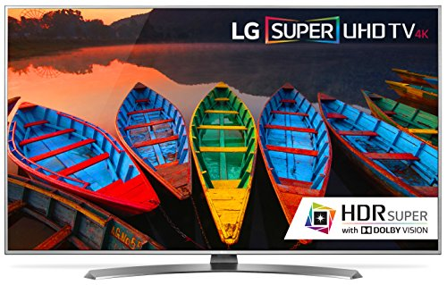 - LG Electronics 65UH7700 65-Inch 4K Ultra HD Smart LED TV (2016 Model)