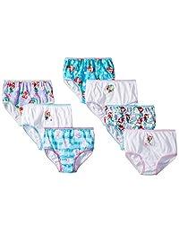Disney Ariel 7pk Panty para niña