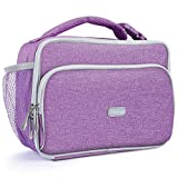 Amersun Kids Lunch Bag, Durable Insulated School Lunch Bag with Padded Liner Keeps
