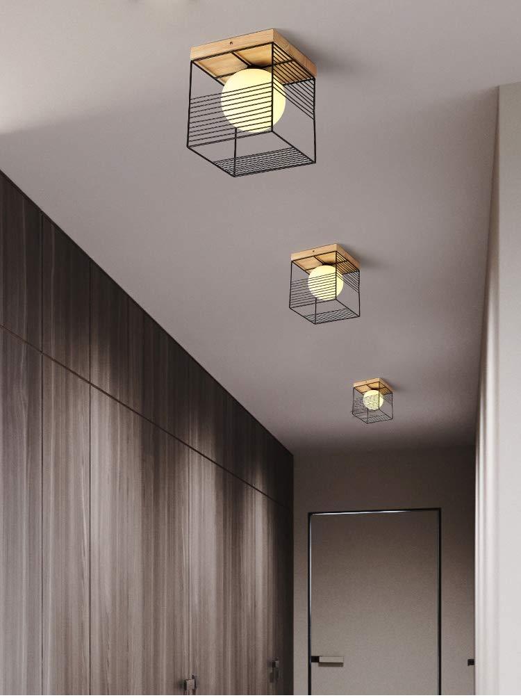 Para Moderno Lámpara Plafones Foyer Techo Hall De Simple eWD9YEH2I