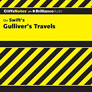 Gulliver's Travels: CliffsNotes Audiobook