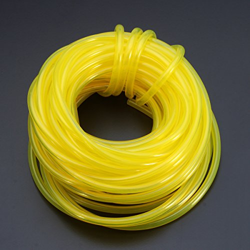 SummerHome 32.8Ft 10M Tygon Petrol Fuel Gas Line Pipe Hose - I.D 1/8'' O.D 3/16''(3mm x 5mm) by SummerHome (Image #3)'