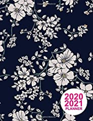 2020 2021 Planner: Nifty Daily, Weekly and Monthly Planner 2 Years - Agenda Schedule Organizer Logbook and Personal Journal D