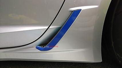 Amazon com: C7 Corvette Z06/Grand Sport Rear Brake Vent Duct