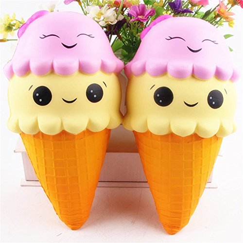 Ice Cream With Face