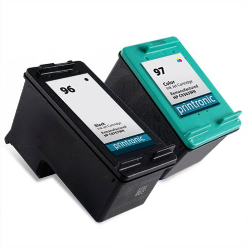 Remanufactured Cartridge Replacement Black Color