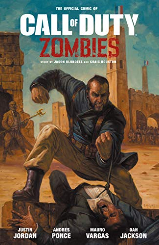 Pdf Graphic Novels Call of Duty: Zombies 2 (2019)
