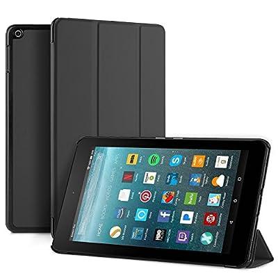 IVSO All-New Fire 7 2017 Tablet Case Ultra Lightweight Slim Smart Cover Case for All-New Fire 7 Tablet with Alexa (7th Gen, 2017 Release) Tablet from Gambolex