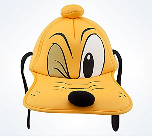 Pokemon X And Y Halloween Costumes (Disney Mickey Mouse Pluto Dog Baseball Cap Hat Adult)