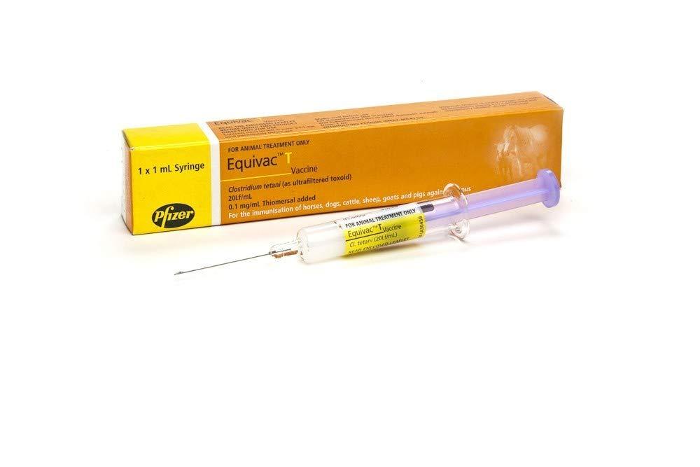 EQUIVAC T (Tetanus) Vaccine (Wet)