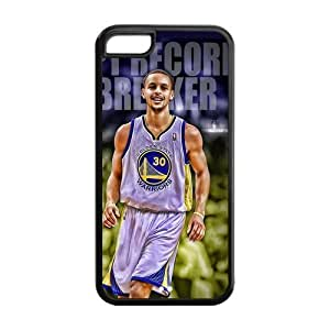 Custom Stephen Curry Basketball Series iPhone 5 5s Case JN5 5s-1207