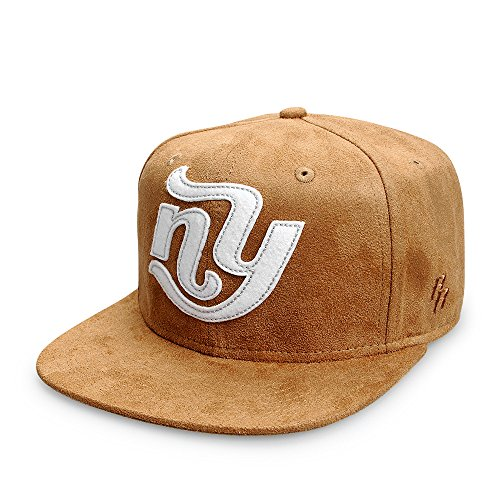 Riorex Hip Hop Hat Winter Men Korean Version Of The Flat Hat Suede Baseball Cap British Style 1706B021 (Brown)