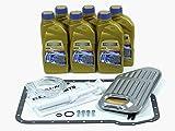 BLAU F2A1007-D Audi Allroad ATF Automatic Transmission Fluid Filter Kit - 2001-05