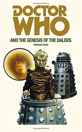 book cover of The Genesis of the Daleks