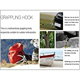 Grappling Hook Folding Survival Claw
