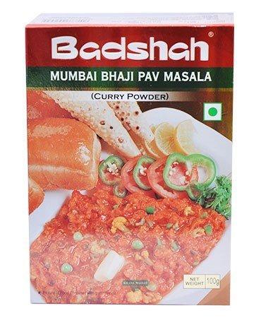 Bharat Bazaar Badshah Masala Pav Bhaji Masala Curry Powder - 100 g