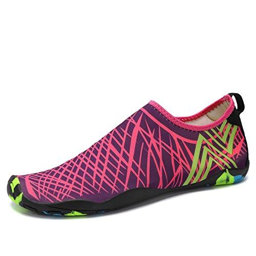 Socks Beach Water rose Barefoot Dry Swim Women Shoes Men Skin Sports PENGCHENG 2 Quick Aqua Af7FX