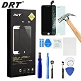 "DRT iPhone 6S Screen Replacement 4.7"", LCD Touch Screen Digitizer Assembly Set + Premium Glass Screen Protector+Free Repair Tool Kits (6S Black)"