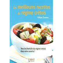 Petit livre de - Meilleures recettes du régime crétois (LE PETIT LIVRE)