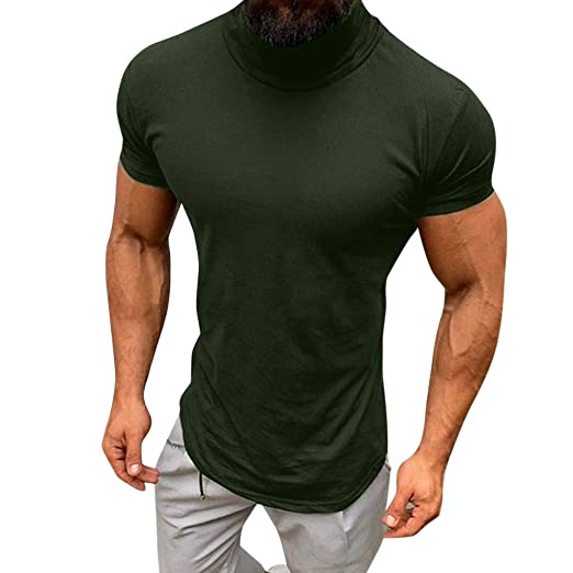 4b81482de0f Zainafacai Mens Short Sleeve Tops