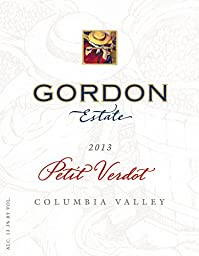2013 Gordon Estate Petit Verdot