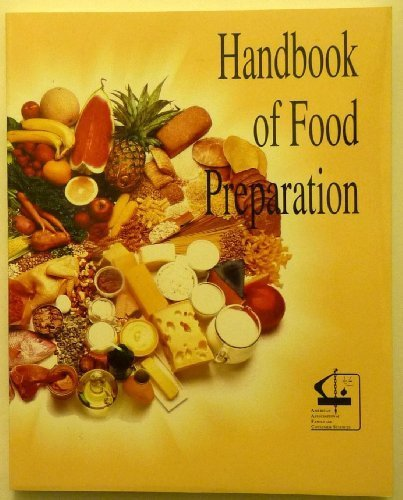 Handbook of Food Preparation