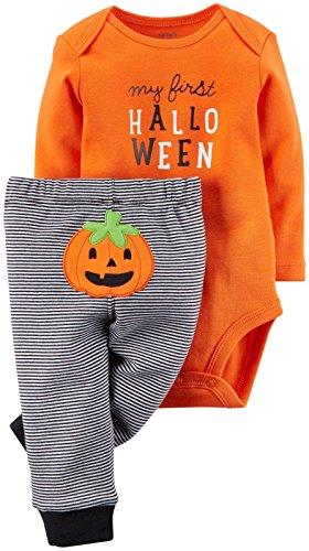 Carters Unisex Baby Piece Halloween