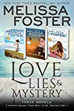 Love, Lies, & Mystery 3 Book Bundle (CHASING AMANDA, COME BACK TO ME, MEGAN'S WAY)