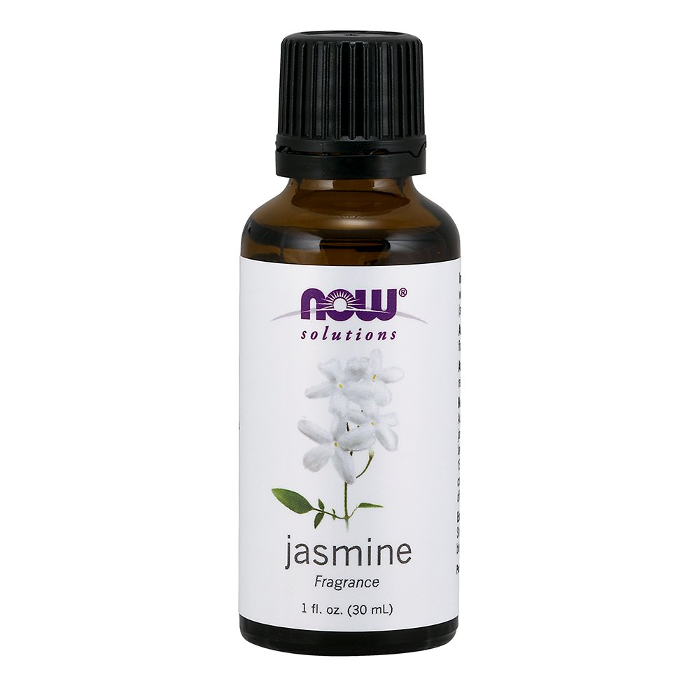 Now Jasmine Fragrance, 1 Ounce by Now Foods
