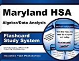 Maryland HSA Algebra/Data Analysis Flashcard Study System: Maryland HSA Test Practice Questions & Exam Review for the Maryland High School Assessments (Cards)