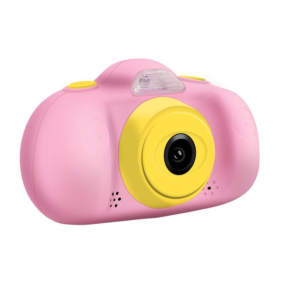 FGDJEE Children Gift Dual-Lens Children's Sports Camera Children's Intelligence Development Camera Digital Camera for Kids by FGDJEE