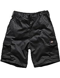 Dickies Redhawk Cargo Shorts Black 42in Waist