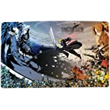 A Wide Variety of Final Fantasy Characters Desk & Mouse Pad Table Play Mat (FF7 / FFVII Cloud Strife & Sephiroth & Aerith Gainsborough)