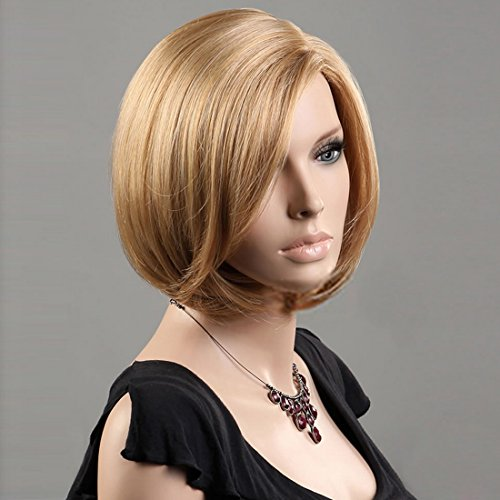 RoyalStyle 3280cm Womens Long Straight Wig Cosplay Heat Resistant Wig Party Hair Purple