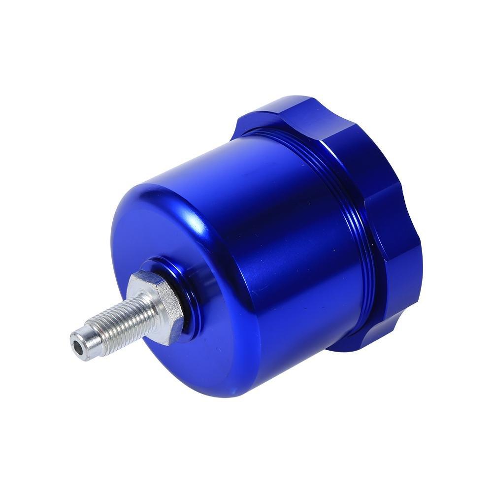 Keenso Universal Hydraulic Drift Handbrake Oil Tank for Hand Brake Fluid Reservoir E-brake Racing Red